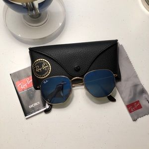 Ray Ban sunglasses ONLY WORN A FEW TIMES